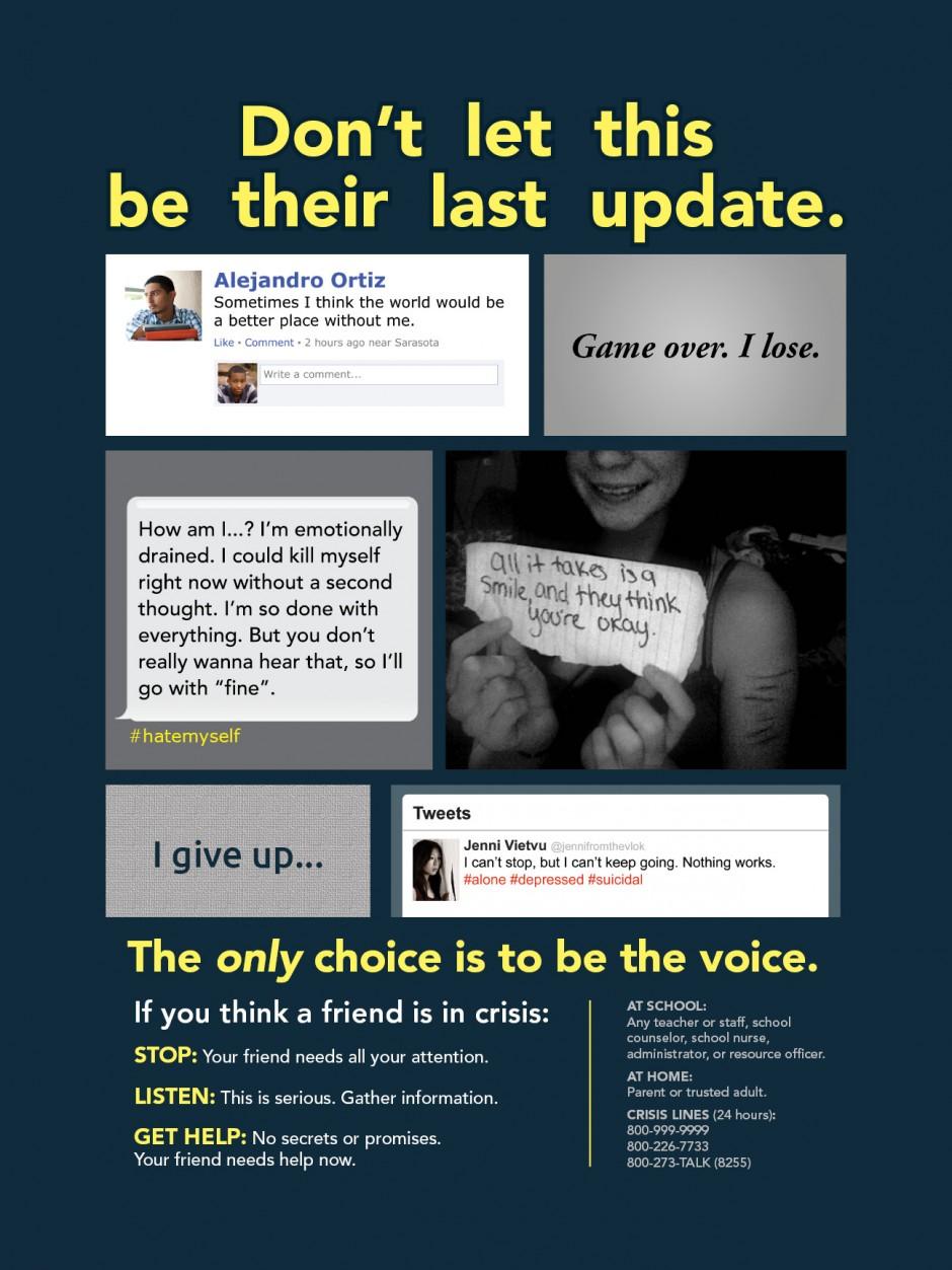 Suicide Prevention Quotes Suicide Prevention Posters  Bradbryan Multimedia Inc.