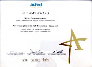 amy award 2015